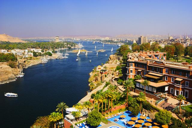 В египте широко развитую партнерскую